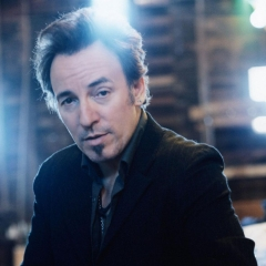 Bruce Springsteen exclusive interview on nuMuzik