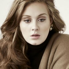 Adele Interview with Lewis Milton