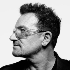 Bono of U2 on nuMuzik